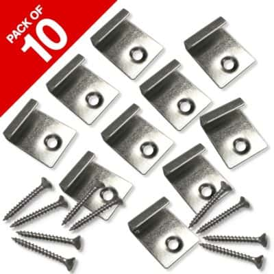 Composite Decking Starter Clips - Composite Decking - Compo Deck